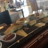 BARAO FLADGATE RESTAURANT, CHEESE TROLLEY 009