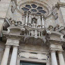CATHEDRAL AND BISHOP'S PALACE, PORTO 005