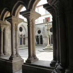 CATHEDRAL AND BISHOP'S PALACE, PORTO 010