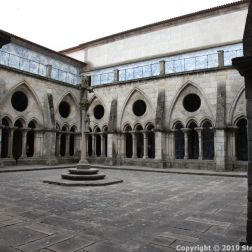 CATHEDRAL AND BISHOP'S PALACE, PORTO 026