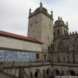 CATHEDRAL AND BISHOP'S PALACE, PORTO 040