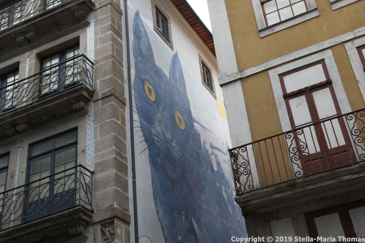 Travel 2019 – Porto, Street Art