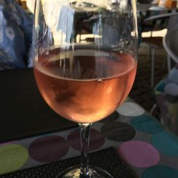 TRAM CAFE, PORTO, ROSE WINE 001