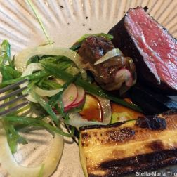 SAUCE SUPPER CLUB, CUMBRIAN LAMB, BLACK GARLIC, COURGETTE 014