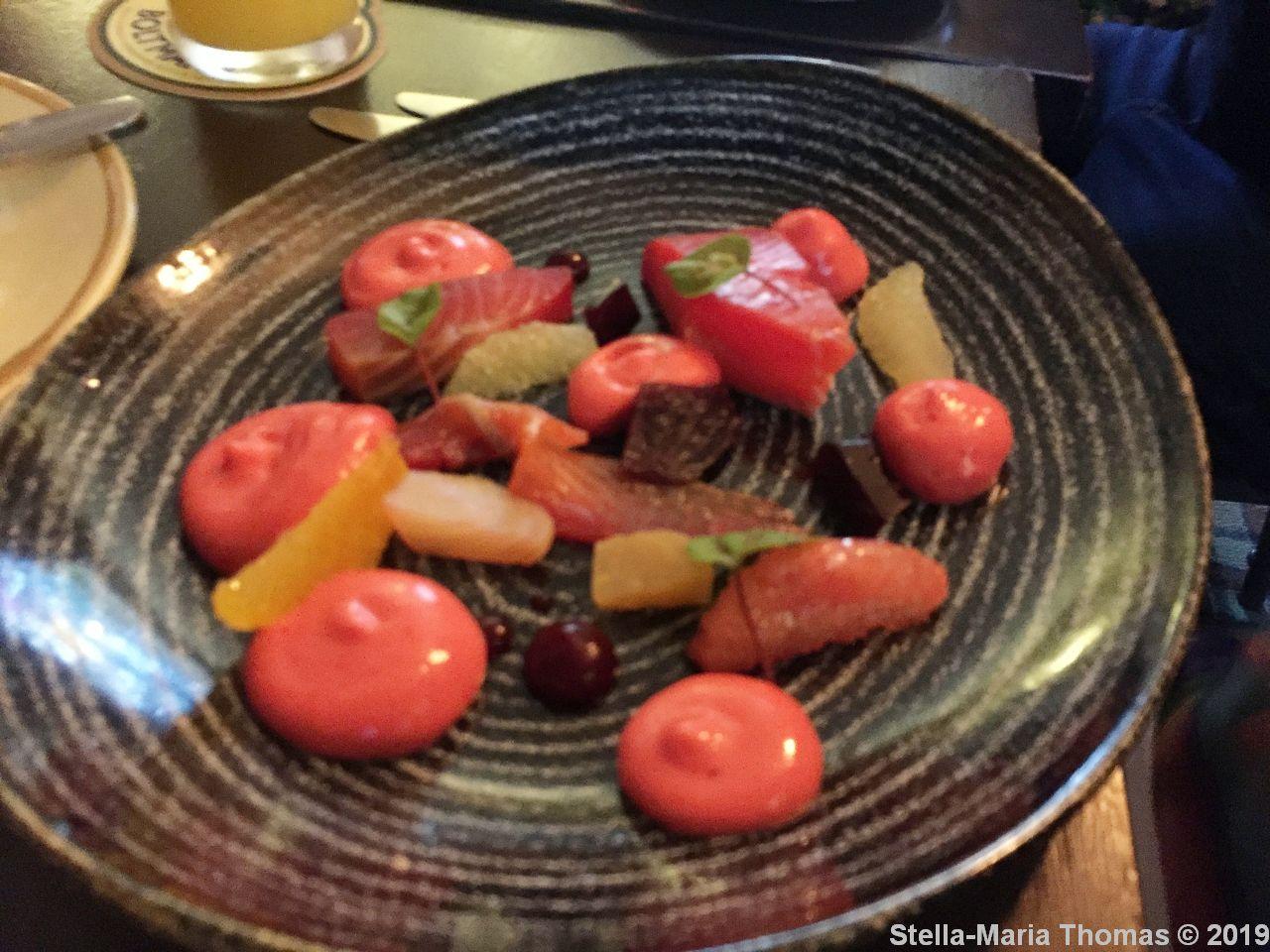 Food 2019 – The Clarendon,Hebden