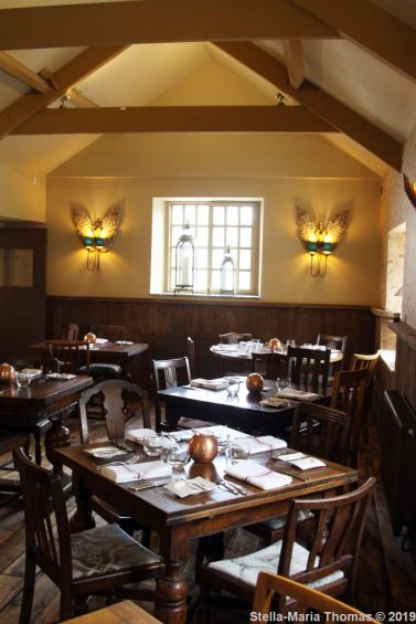 THE HOVINGHAM INN, 001