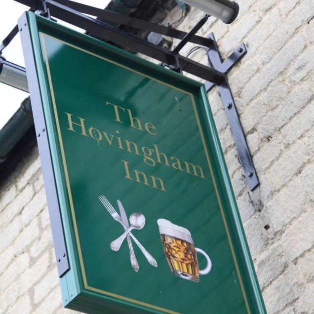THE HOVINGHAM INN, 005