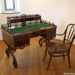 BOPPARD MUSEUM, THONET EXHIBITION 042
