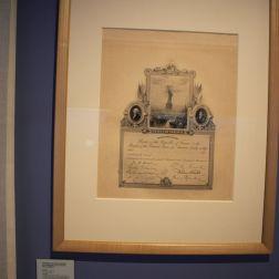 COLMAR, BARTHOLDI MUSEUM 014