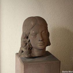 COLMAR, BARTHOLDI MUSEUM 080