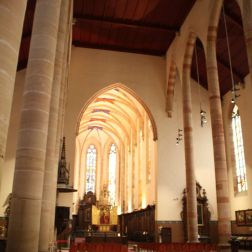 COLMAR, CHURCH OF THE DOMINICANS 001