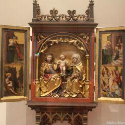 COLMAR, UNDERLINDEN MUSEUM 111