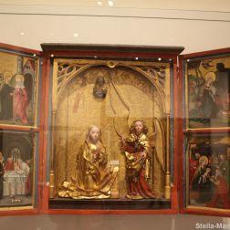 COLMAR, UNDERLINDEN MUSEUM 120