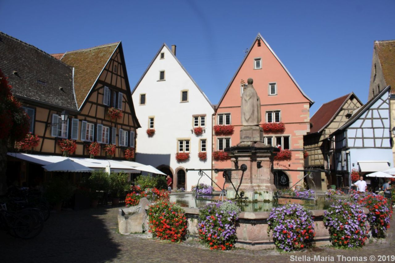 Travel 2019 – Alsace and Baden, Day 9, Colmar, Turckheim, Eguisheim, Rouffach, Mulhouse