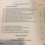 LORNE, DESSERT WINE LIST 010