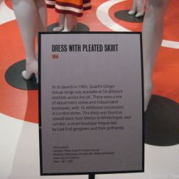 MARY QUANT EXHIBITION, V&A 012