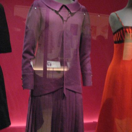 MARY QUANT EXHIBITION, V&A 017