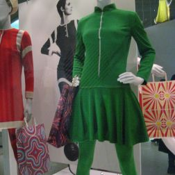 MARY QUANT EXHIBITION, V&A 083