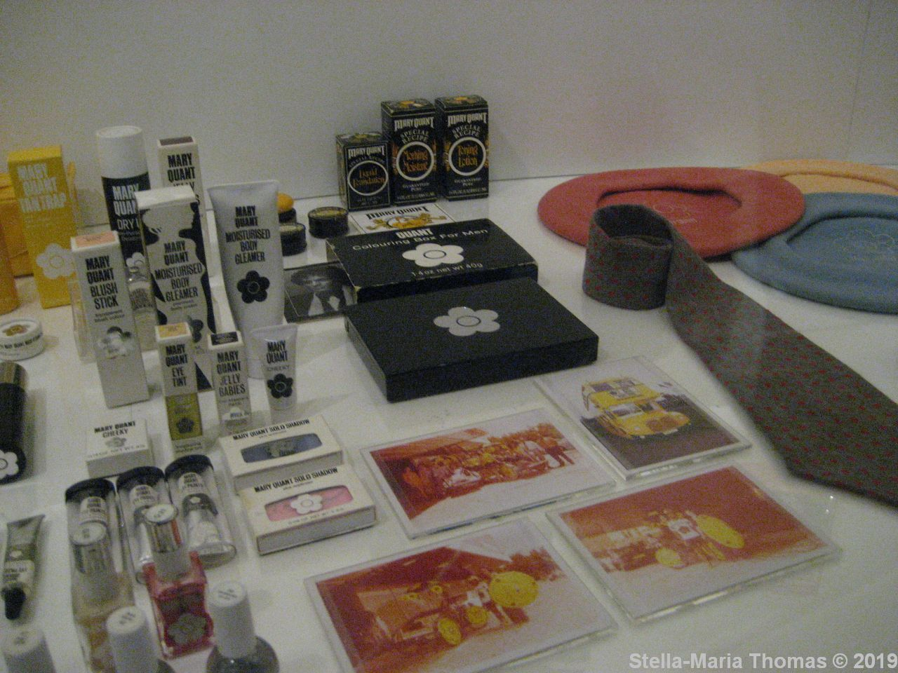 MARY QUANT EXHIBITION, V&A 090