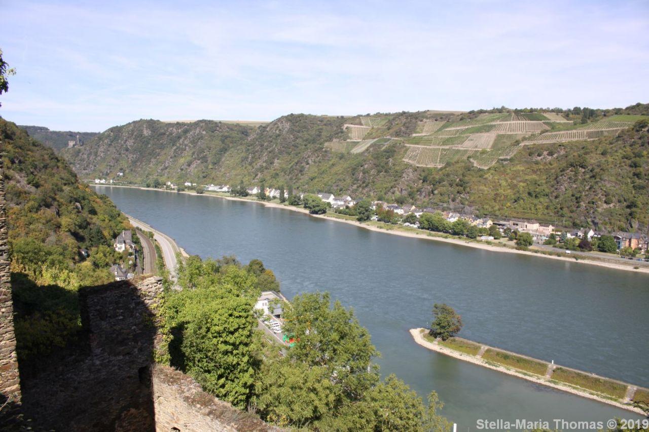 Travel 2019 – Alsace and Baden, Day 3, Boppard, Schloss Rheinfels,Illkirch