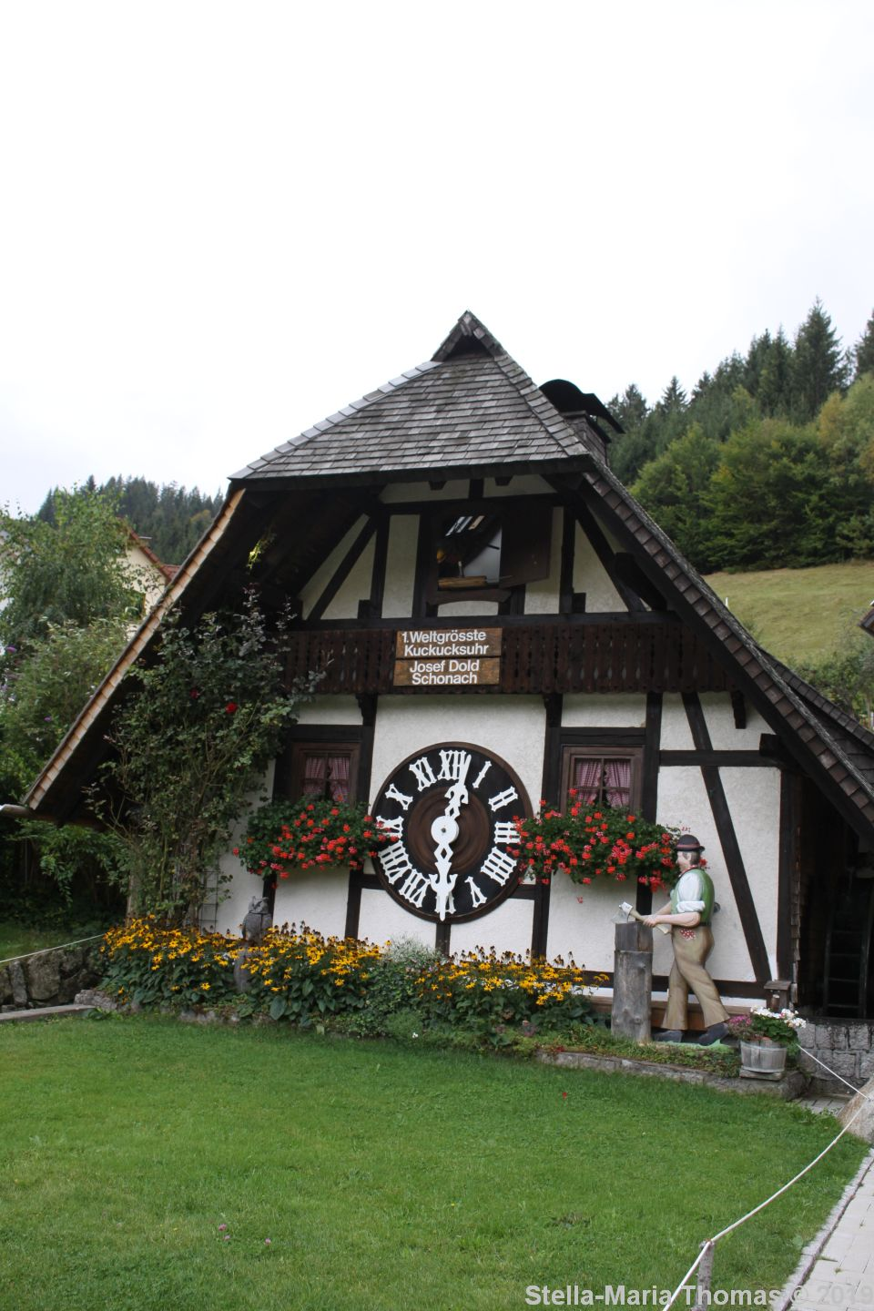 Travel 2019 – Alsace and Baden, Day 15, Waldkirch-Buchholz, Schonach, Triberg, Vaals