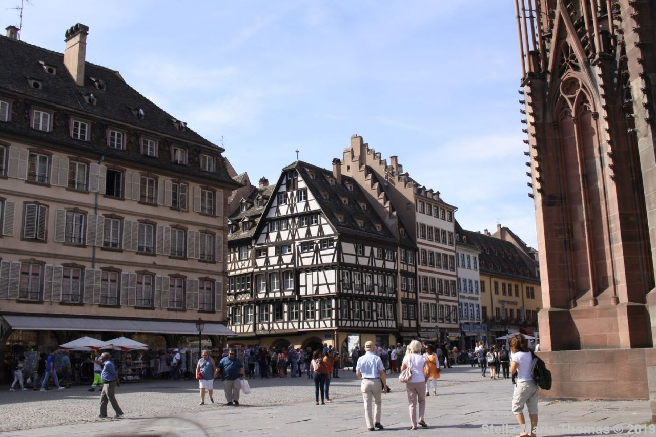 Travel 2019 – Alsace and Baden, Day 4, Strasbourg