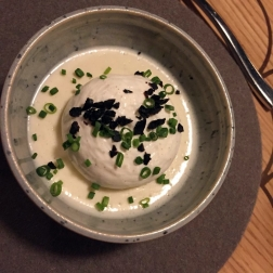UMAMI, CAULIFLOWER MOUSSE 004