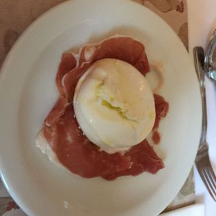 WESTON SUPPER CLUB, ALDO ZILLI, BURRATA AND HAM 010