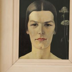 HAMBURG KUNSTHALLE, ANITA REE, PORTRAIT OF HILDEGARD HEISE 132