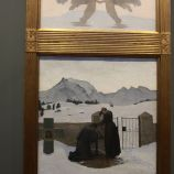HAMBURG KUNSTHALLE, GIOVANNI SEGANTINI, THE CONSOLATION OF FAITH 080