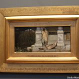 HAMBURG KUNSTHALLE, LAWRENCE ALMA-TADEMA, FISHING 072