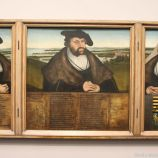 HAMBURG KUNSTHALLE, LUCAS CRANACH THE ELDER, FREDERICK THE WISE, JOHN THE STEADFAST, JOHN FREDERICK THE MAGNANIMOUS, ELECTORS OF SAXONY 032