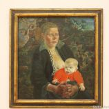 HAMBURG KUNSTHALLE, OTTO DIX, MOTHER AND CHILD 133