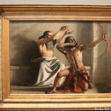 HAMBURG KUNSTHALLE, WILLIAM DYCE, JEHOASH SHOOTING THE ARROW OF DELIVERANCE 071