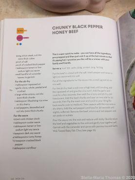 CHUNKY BLACK PEPPER HONEY VENISON 002