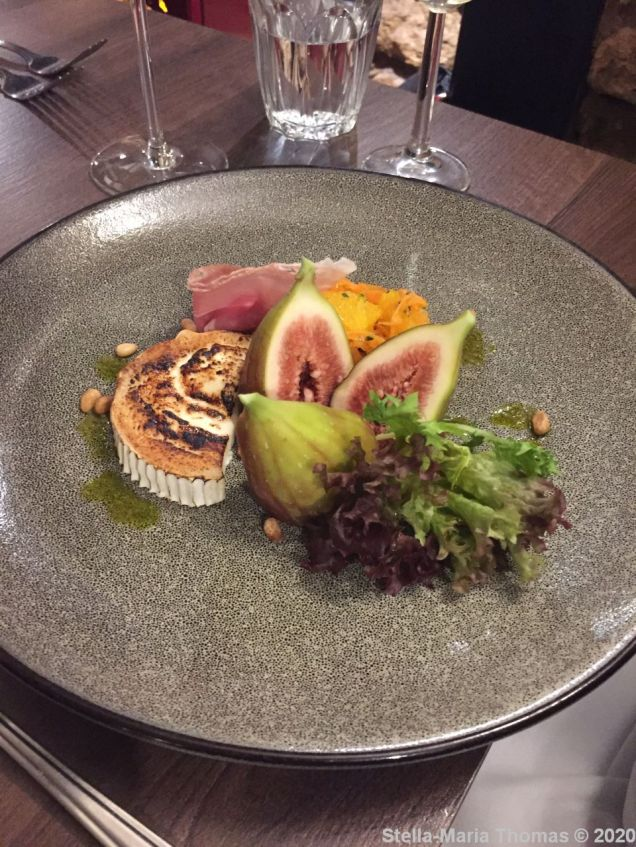 THE FOLLY, GOAT'S CHEESE AND FIGS 002