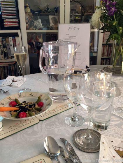 THE FOLLY, TASTING MENU, TABLE 015