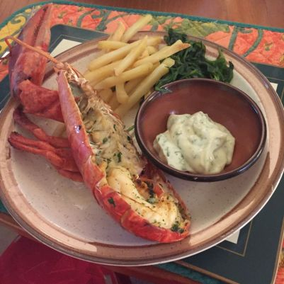 COTE, LOBSTER AND FRITES 007
