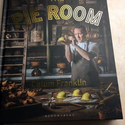 THE PIE ROOM, BOOK 008