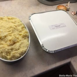 THE PIE ROOM, THE ULTIMATE FISH PIE 004